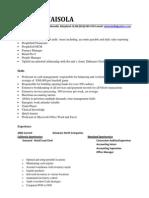 resume - seiloga vaisola - updated