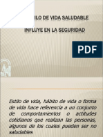 Estilo de vida salidable- Seguridad.ppt