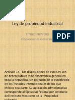 Ley de propiedad industrial.pptx
