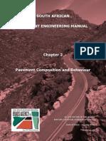 Pavement Composition and Behaviour