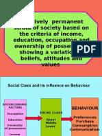 Social Class 2