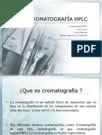 CROMATOGRAFÍA HPLC final.ppsx