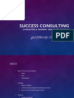 Business Plan for Consulting and eLearning