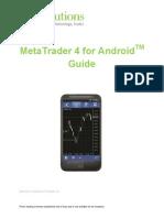 Mt4 Android Usermanual