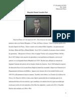 Biografía Manuel González Pató