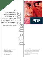 CONCEPCIONES DOCENTES SOBRE LA DESTREZA OBSERVAR IMPRIMIR.pdf