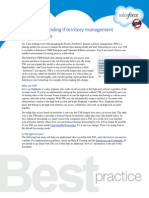 4 steps to deciding if territory management is right for you