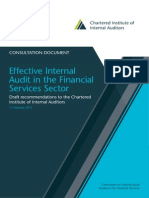 Effective Internal Audit in Fs Consultation Document for Web