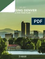 Housing Denver