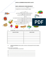 WORKSHEET- REVIEW UNIT FOOD.docx