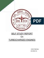 Turbocharged Engines