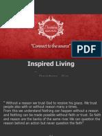 Devishree Guruji- Inspired Living