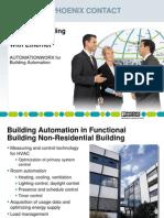 Building Automation Ethernet INTERBUS En