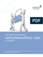 Saudi Transtec_Warehouse Efficiency Improvement_ Insights