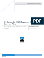 HR Outsourcing (HRO)
