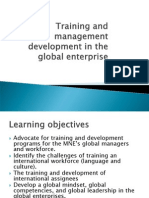 Training and Development (HRM)