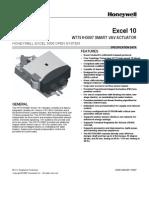 Excel 10 Smart Vav Actuator