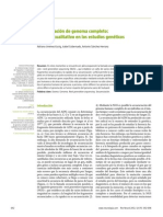 Secuenciacion de Genoma Completo (Tarea de asignatura de Biotecnologia Farmaceutica).pdf
