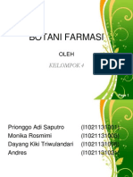 BOTANI FARMASI