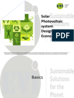 Understanding Solar PV systems