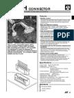 JST PH Connectors - Datasheet