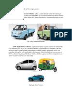 Ashok Leyland Diversification