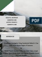 Presentasi Geolistrik