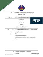 Trial Kedah 2014 SPM Biologi K1