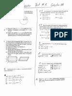 Calculus Ab Scan 2