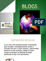 Brick Blog