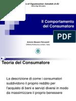 ELementi Di Economia Comportamento Del Consumatore