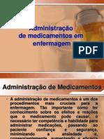 Administração de medicamentos.pps