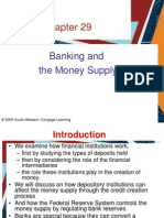 LECTURE10-+Ch+15+Banking+and+the+money+supply