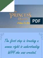 Princess Diaries- I am God's Princess