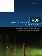 Abkhazia for the Integration of the Black Sea, ORSAM