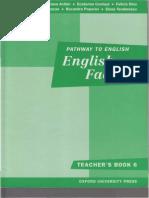 English Factfile Teacher Book 6