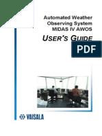 Midas IV User's Guide m010027en-f