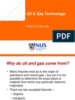 ME4105 NUS Offshore Oil and Gas Technology Lecture 1