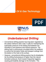 ME4105 NUS Offshore Oil and Gas Technology Lecture 6