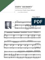 Albinoni Allegro from Concerto S.Marco.pdf
