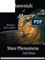 Fundamentals of Wave Phenomena