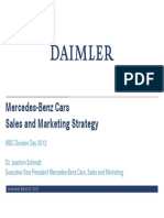 Daimler Mbc Day 20120329 02 Schmidt Sales Marketing