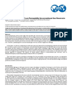 SPE-167711-Numerical Simulation of Low Permeability Unconventional Gas Reservoirs