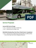 Culver CityBus Future Service Change Proposals