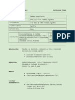 Curriculum - Español (10)