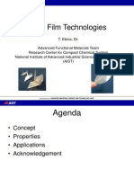 Clay Film Technologies