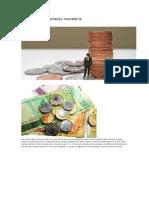 Como calcular correção monetária.doc