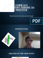 comm 613 - powerpoint - oral presentation #2