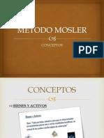 METODO MOSLER.pptx