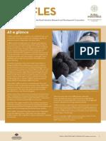 Focus on Truffles Research and Development AUSTRALIA